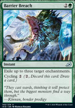 Ikoria: Lair of Behemoths: Barrier Breach