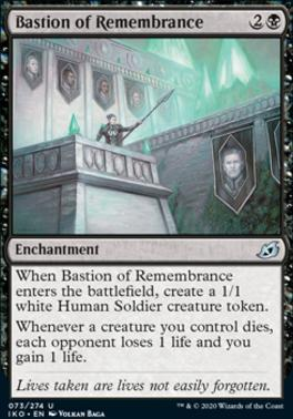 Ikoria: Lair of Behemoths Foil: Bastion of Remembrance