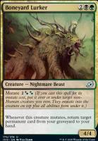 Ikoria: Lair of Behemoths Foil: Boneyard Lurker