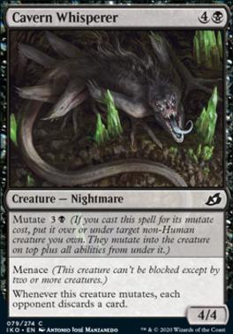 Ikoria: Lair of Behemoths: Cavern Whisperer