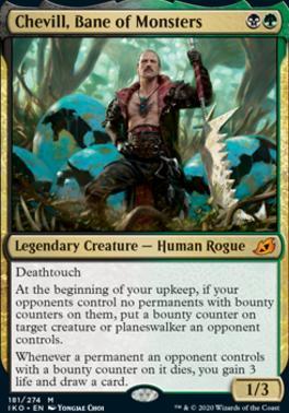 Ikoria: Lair of Behemoths: Chevill, Bane of Monsters