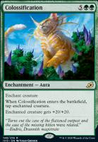 FOIL NM Card MTG Ikoria Lair of Behemoths Humble Naturalist