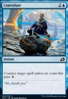 Ikoria: Lair of Behemoths Foil: Convolute
