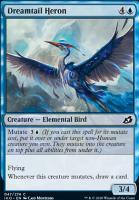 Ikoria: Lair of Behemoths Foil: Dreamtail Heron