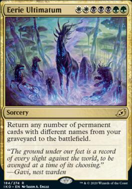 Ikoria: Lair of Behemoths: Eerie Ultimatum