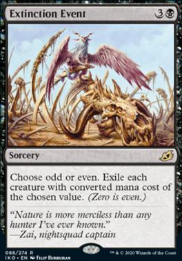 Ikoria: Lair of Behemoths: Extinction Event