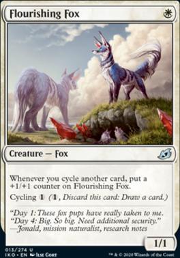 Ikoria: Lair of Behemoths: Flourishing Fox