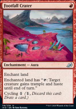 Ikoria: Lair of Behemoths: Footfall Crater