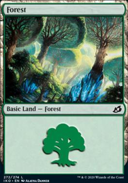Ikoria: Lair of Behemoths: Forest (272)