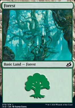 Ikoria: Lair of Behemoths: Forest (273)