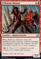Ikoria: Lair of Behemoths Foil: Frillscare Mentor