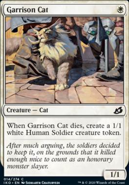 Ikoria: Lair of Behemoths: Garrison Cat