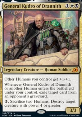 Ikoria: Lair of Behemoths: General Kudro of Drannith