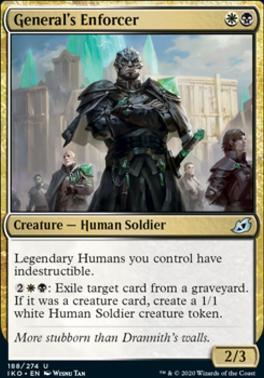 Ikoria: Lair of Behemoths: General's Enforcer