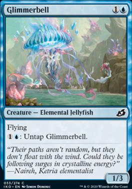 Ikoria: Lair of Behemoths: Glimmerbell