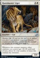 Ikoria: Lair of Behemoths Foil: Huntmaster Liger
