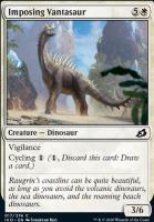 Ikoria: Lair of Behemoths: Imposing Vantasaur