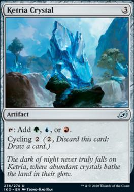 Ikoria: Lair of Behemoths: Ketria Crystal