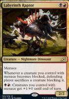 Ikoria: Lair of Behemoths: Labyrinth Raptor