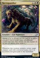 Ikoria: Lair of Behemoths: Necropanther