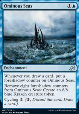Ikoria: Lair of Behemoths: Ominous Seas