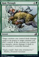 Ikoria: Lair of Behemoths Foil: Ram Through