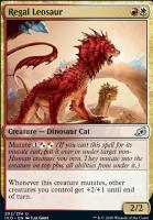 Ikoria: Lair of Behemoths: Regal Leosaur