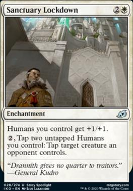 Ikoria: Lair of Behemoths: Sanctuary Lockdown
