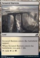 Ikoria: Lair of Behemoths Foil: Scoured Barrens