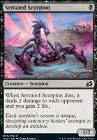 Ikoria: Lair of Behemoths: Serrated Scorpion