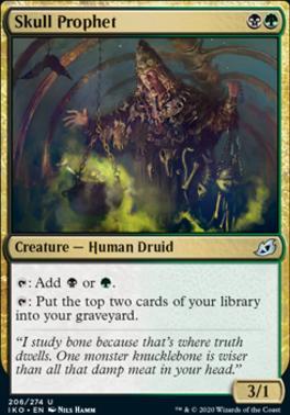 Ikoria: Lair of Behemoths: Skull Prophet