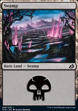 Ikoria: Lair of Behemoths: Swamp (266)