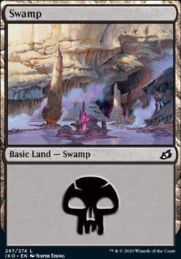 Ikoria: Lair of Behemoths: Swamp (267)