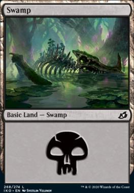 Ikoria: Lair of Behemoths: Swamp (268)