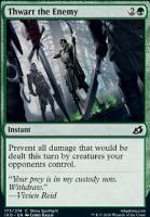 Ikoria: Lair of Behemoths Foil: Thwart the Enemy