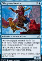 Ikoria: Lair of Behemoths Foil: Wingspan Mentor