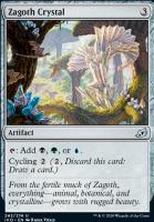 Ikoria: Lair of Behemoths: Zagoth Crystal