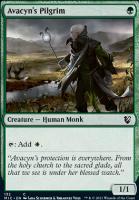 Innistrad: Midnight Hunt Commander Decks: Avacyn's Pilgrim