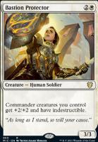 Innistrad: Midnight Hunt Commander Decks: Bastion Protector