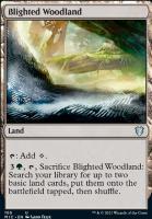 Innistrad: Midnight Hunt Commander Decks: Blighted Woodland