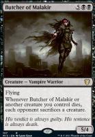 Innistrad: Midnight Hunt Commander Decks: Butcher of Malakir