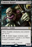 Innistrad: Midnight Hunt Commander Decks: Cemetery Reaper