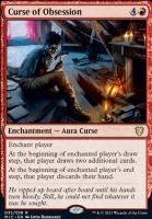 Innistrad: Midnight Hunt Commander Decks: Curse of Obsession
