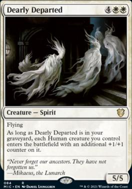 Innistrad: Midnight Hunt Commander Decks: Dearly Departed