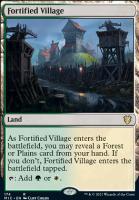 Innistrad: Midnight Hunt Commander Decks: Fortified Village