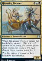 Innistrad: Midnight Hunt Commander Decks: Gleaming Overseer