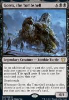Innistrad: Midnight Hunt Commander Decks: Gorex, the Tombshell