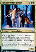 Innistrad: Midnight Hunt Commander Decks: Juniper Order Ranger
