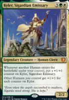 Innistrad: Midnight Hunt Commander Decks: Kyler, Sigardian Emissary