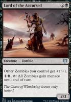 Innistrad: Midnight Hunt Commander Decks: Lord of the Accursed